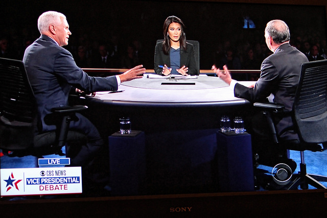 Who Won The Debate? (The Vice Presidential Edition)