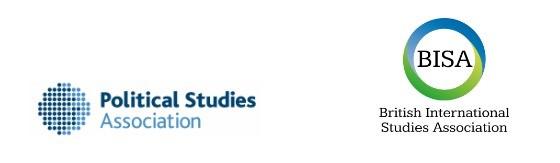 The Political Studies Association and British International Studies Institute logos