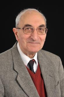 Professor Jack Hayward