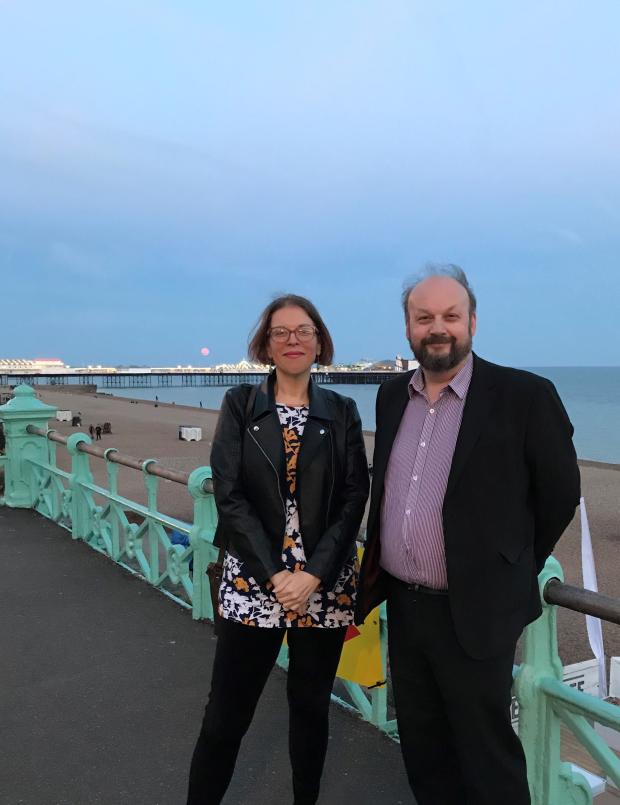 PSA T&L Network Co-Chairs at teaching and learning conference 2019