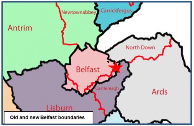 Boundary Commission rejects Sinn Féin gerrymandering claim ... |Gerrymandering Northern Ireland